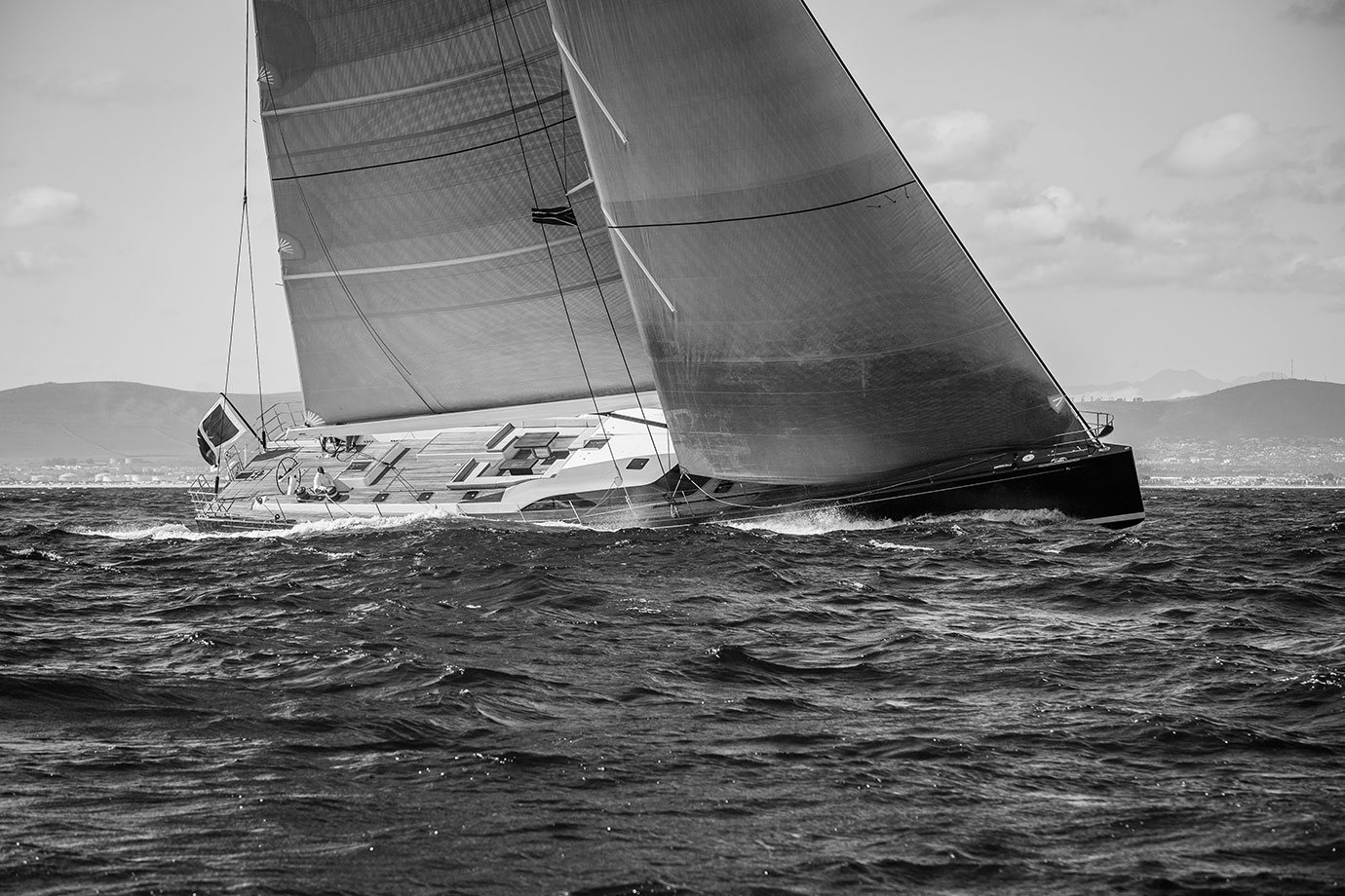 SWS 102ft Sailing Yacht Photography - Nautique.tv